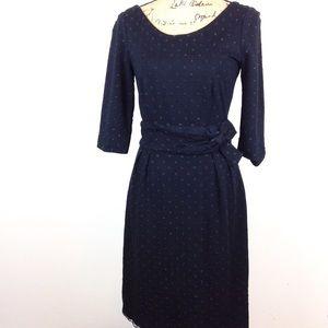 Kate Spade Navy Dot Dress - N 3018